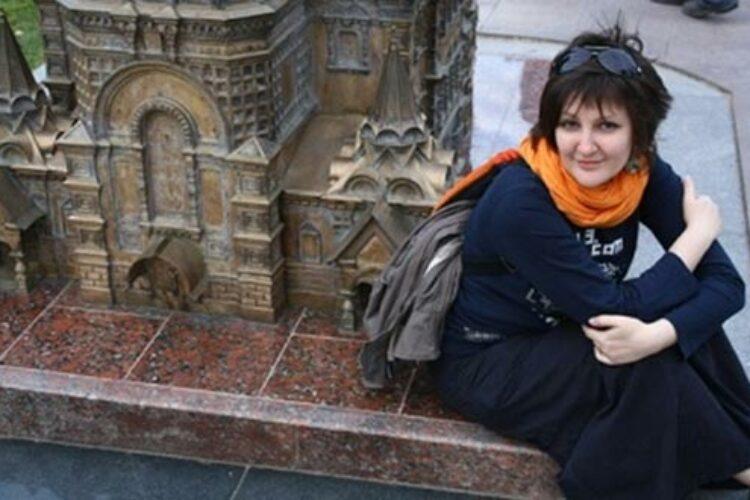 Алина Белоусова - автор музея