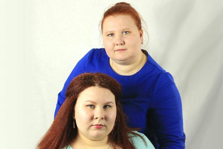 Анна и Вероника Скворцовы