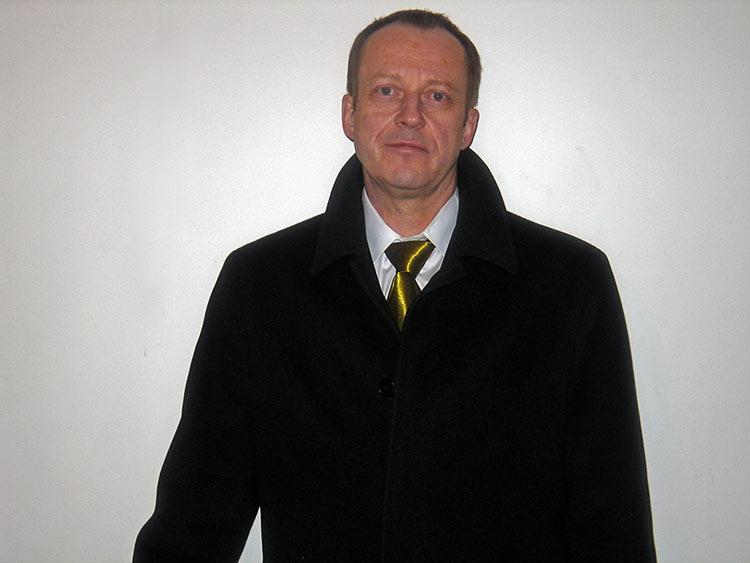 Автор Музея Мусора МУМУ - РуновВладимир