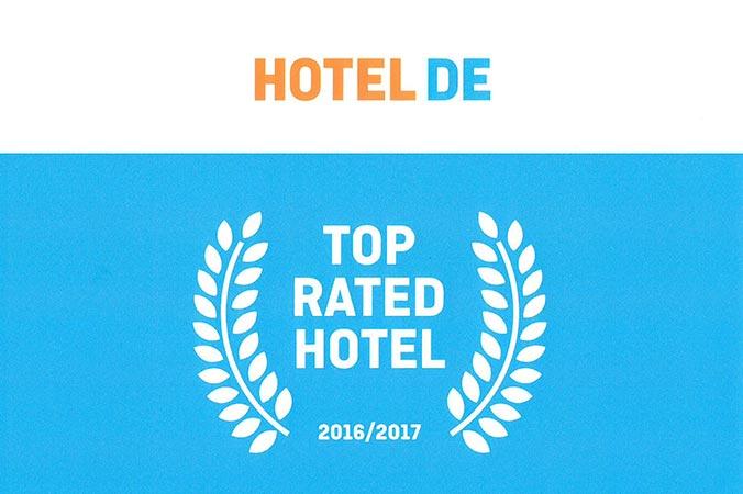 Мы — лучшие и в Германии! Наш Отель в Германии снова получил награду!