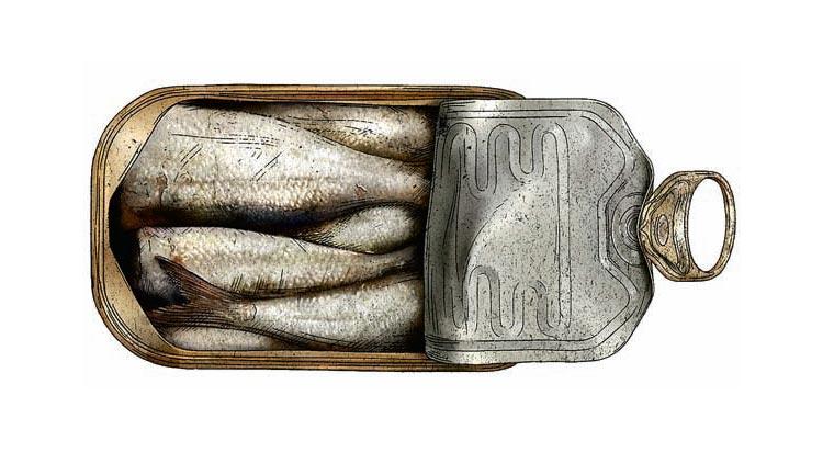 Ключ-кольцо на консервной банке или банке с напитками... История вопроса...