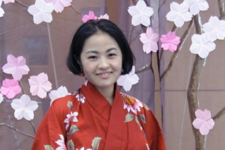 Саяка Ганц (Sayaka Ganz)