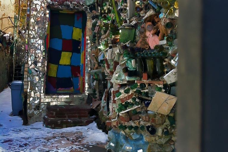 """Вторая жизнь мусора. Мусор как наследство детям? Маша Гусева. Музей Мусора """"МУ МУ"""""""