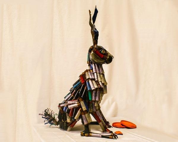 Стреляный заяц. Музей мусора МУ МУ
