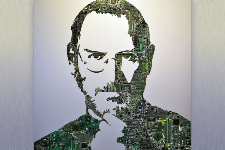 Стив Джобс (Steven Paul «Steve» Jobs, 24.02.1955 - 5.10.2011)