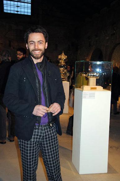 Автор Музея Мусора МУ МУ - Дарио Тирони (Dario Tironi)