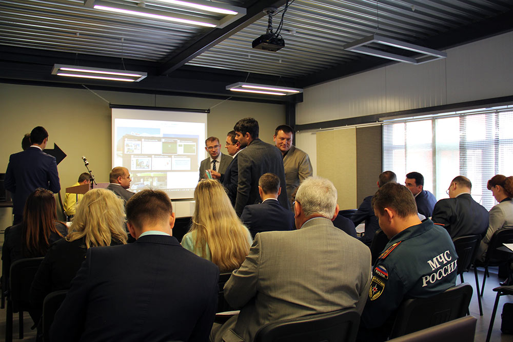 БИЗНЕС-ПАРК ГРАЧИ - место деловых встреч для региональной элиты