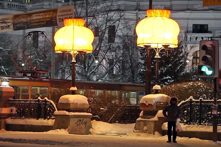 Абажуры на улицах Екатеринбурга — домашний стрит-арт от Тимофея Ради
