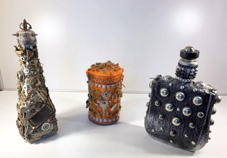 Новые экспонаты от наших творчески вдохновленных гостей