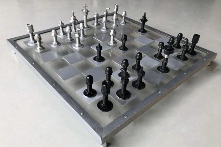 «Очень тяжелые шахматы»