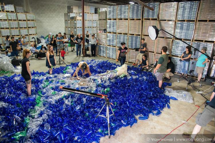 Бенджамин Фон Вонг. «Русалки ненавидят пластик»