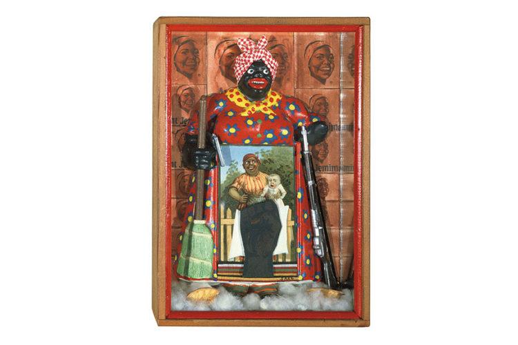 Бетти Саар, «Освобождение тети Джемимы», 1972 г.
