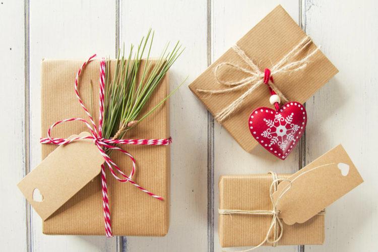 Фурошики и другие идеи экологичной упаковки подарков!