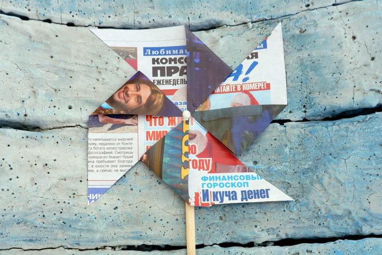 Бесплатные мастер-классы «МУ МУ» на Рогожском рынке