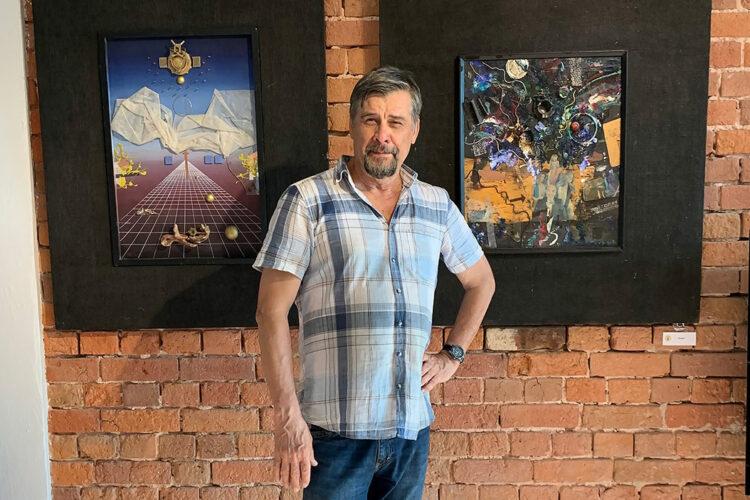 Михаил Мантулин