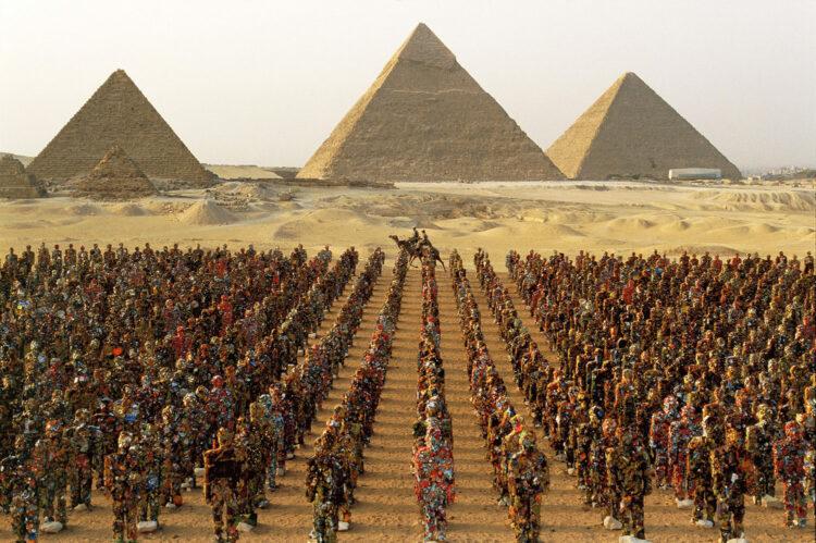 Как «Мусорные люди» попали на Красную площадь?