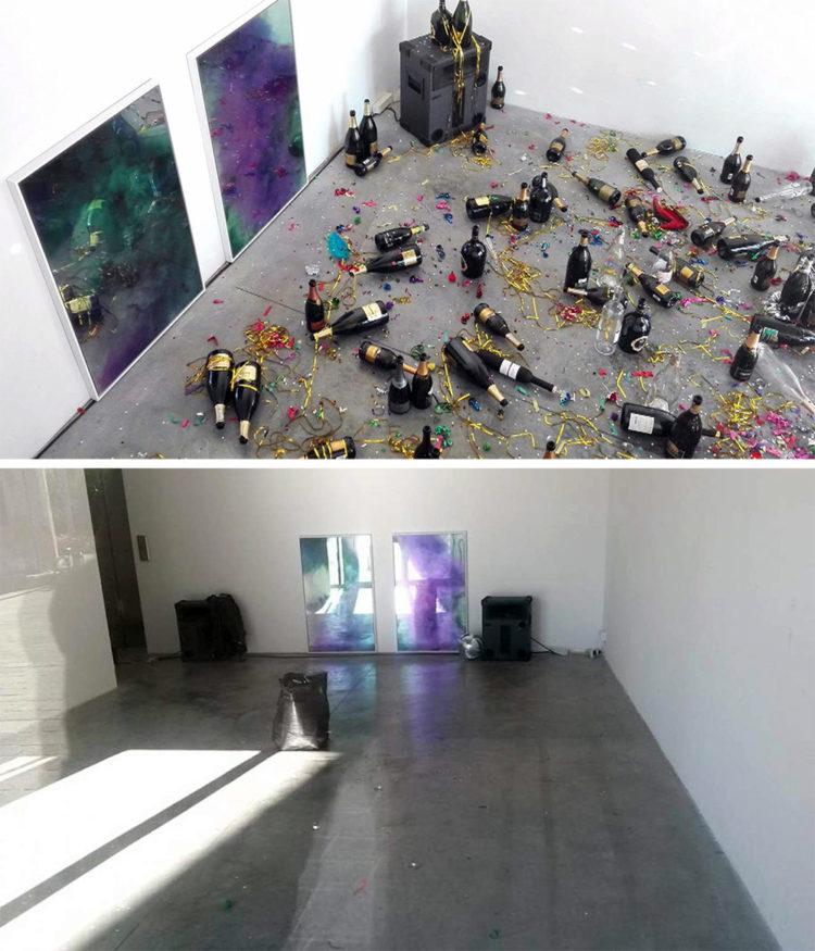 «Современное искусство - очень тонкая вещь»